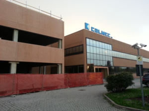 THE EXPANSION OF THE HEADQUARTERS