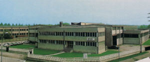 THE SECOND BUILDING